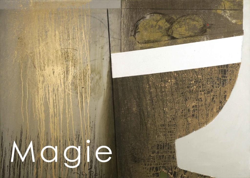 """Titelbild der Ausstellung """"Magie"""" von Antonio Máro"""