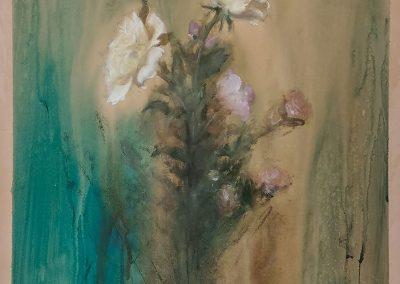 """""""Studie: Blume"""" von Rafael Ramírez Máro"""
