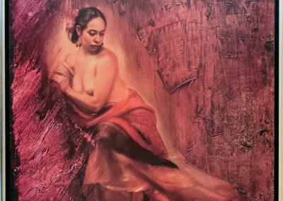 """Flamenca"" von Rafael Ramírez Máro"