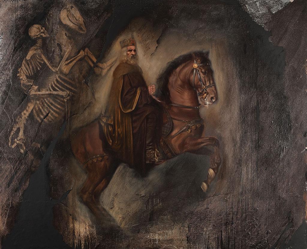 """""""Karl der Große"""" von Rafael Ramírez Máro"""